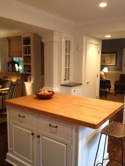 4th Ward renovation kitchen