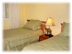 Beach house bedroom 1