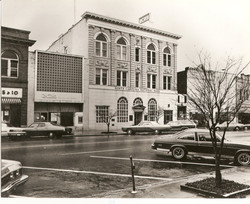 Bank exterior (before)