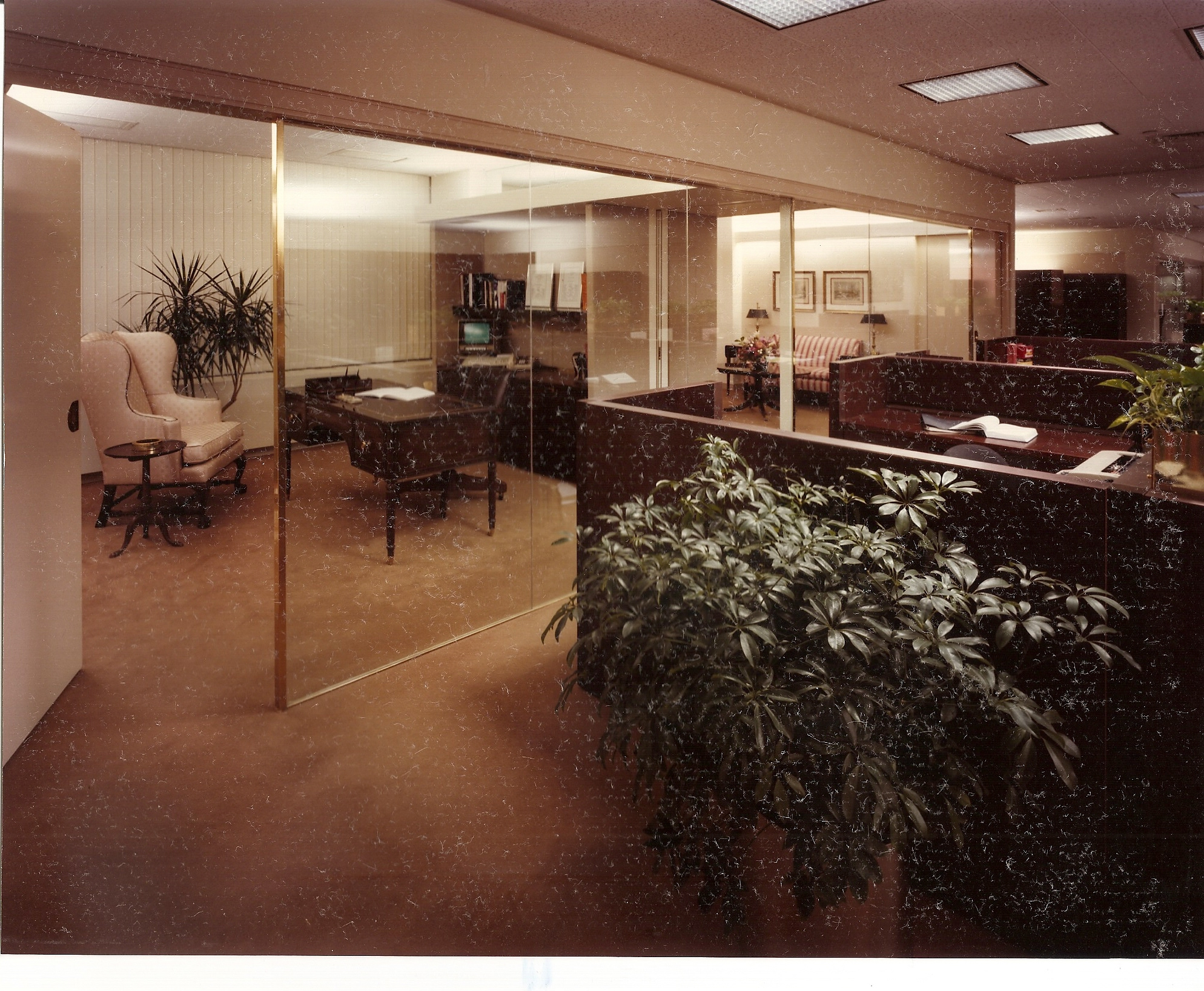 Associate offices