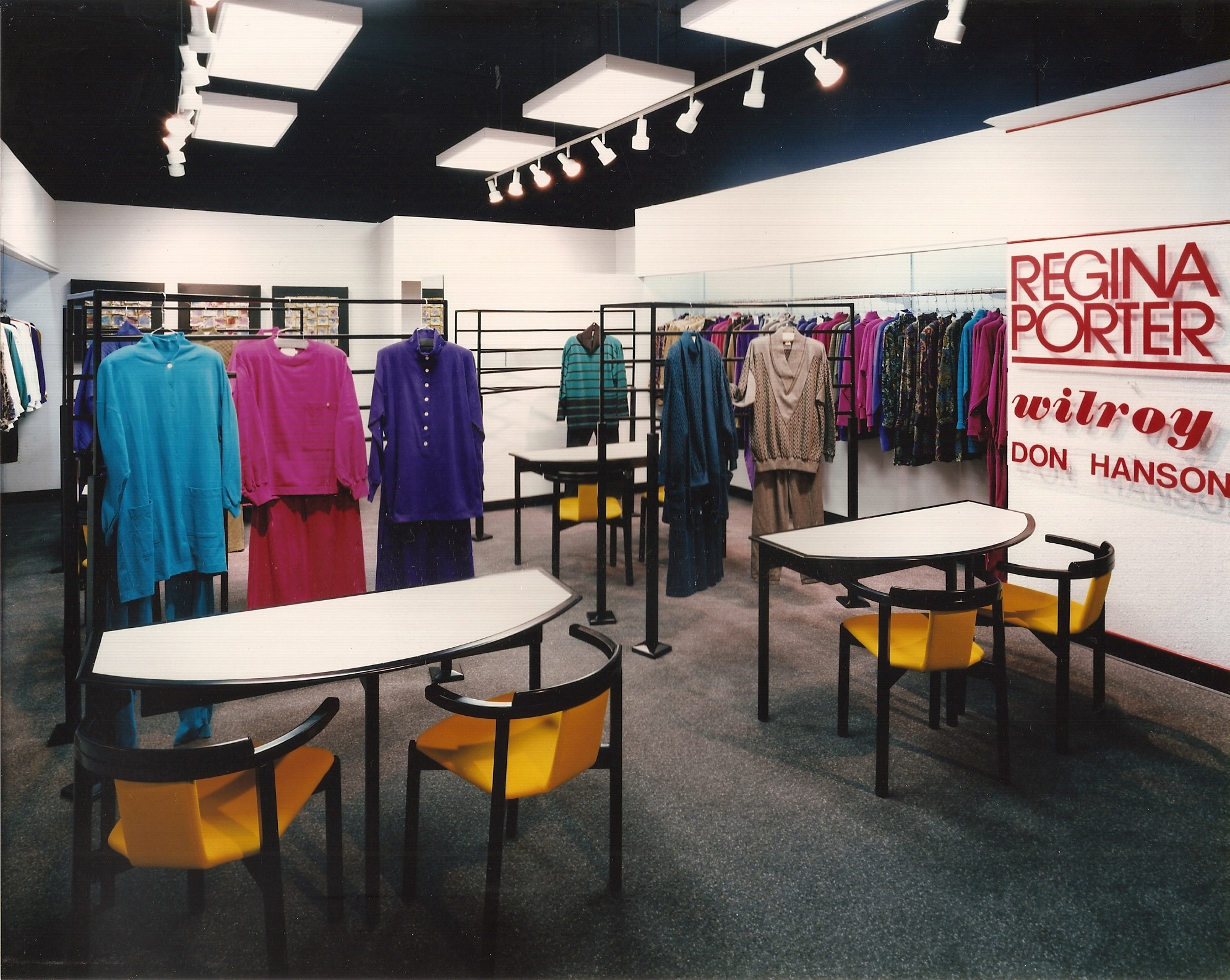 Clothing Showroom (ASID Award)