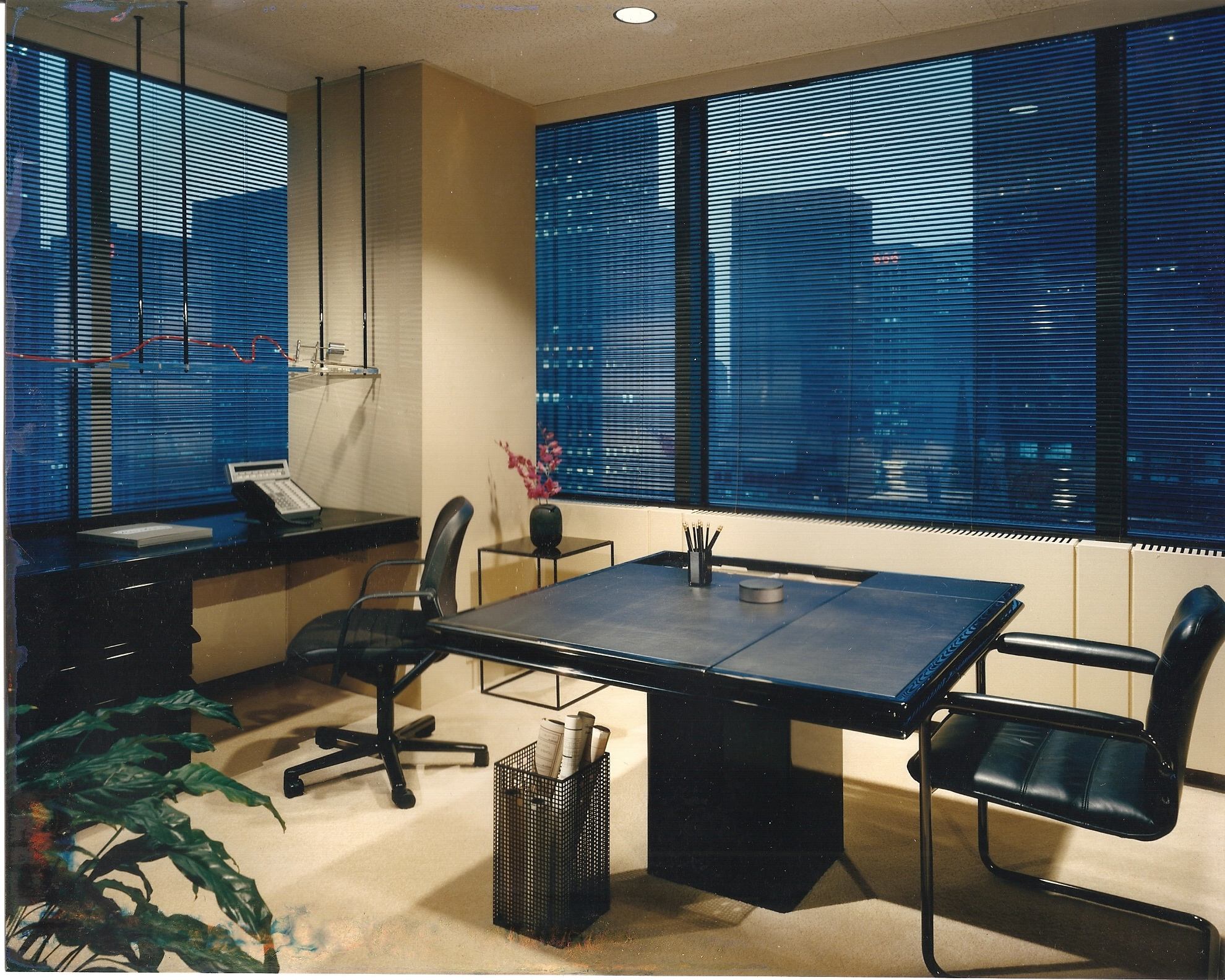Commercial private office
