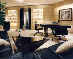 Commercial executive office