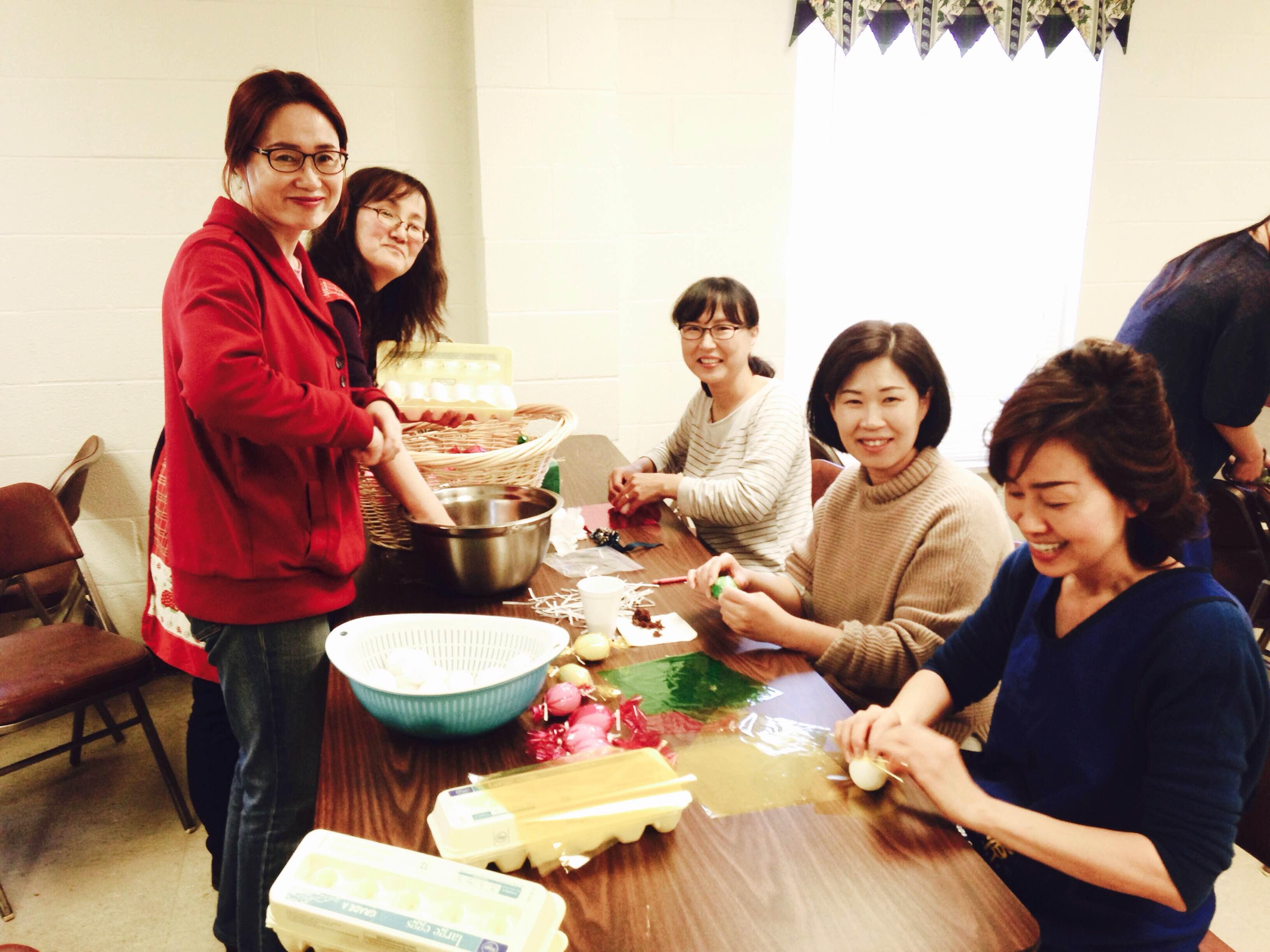 Fundraising (김치 판매) 1