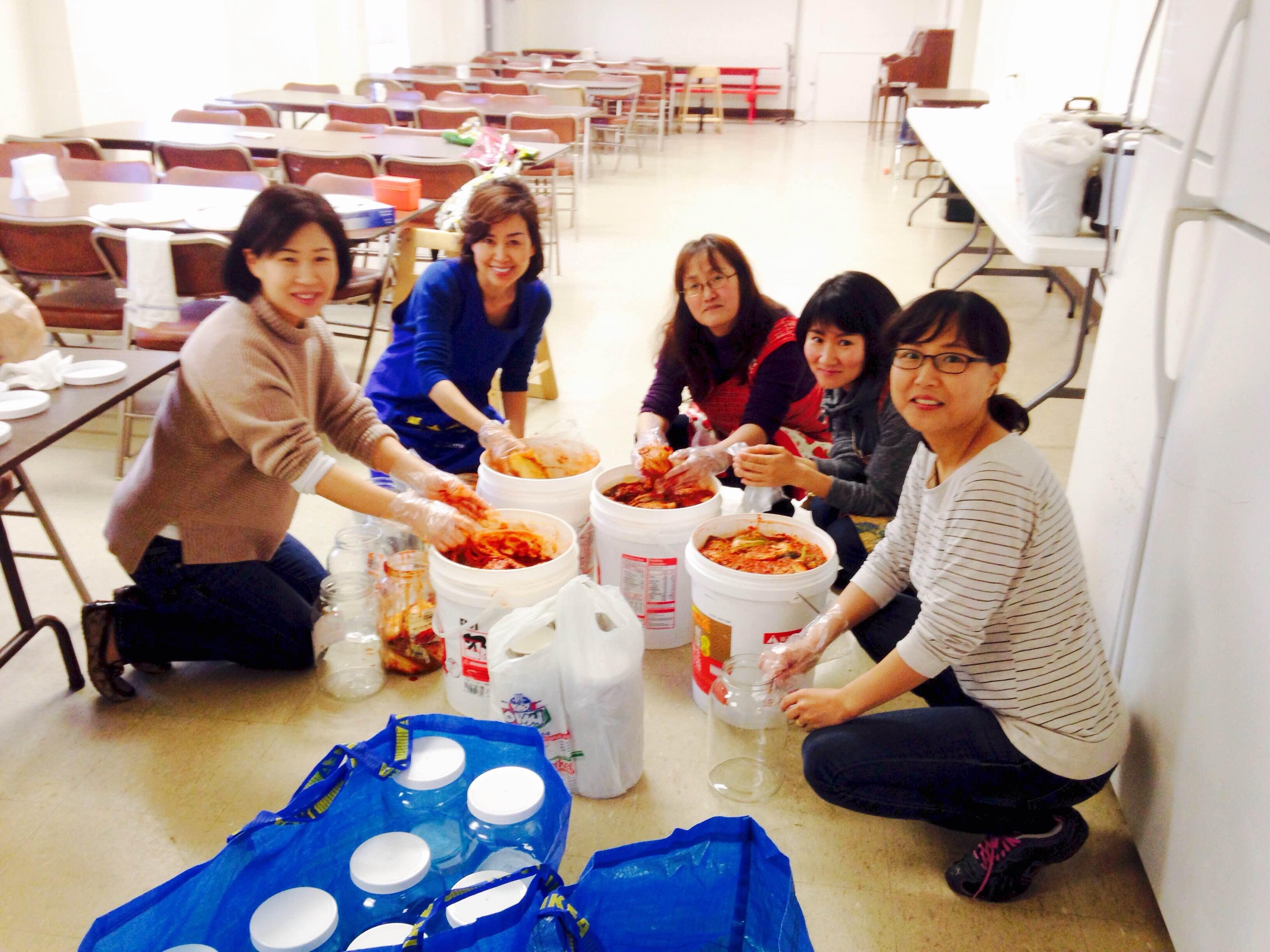 Fundraising (김치 판매) 4