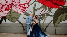 Sarah + Pat | Eclectic Southern Michigan Wedding