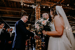 wedding at art 634