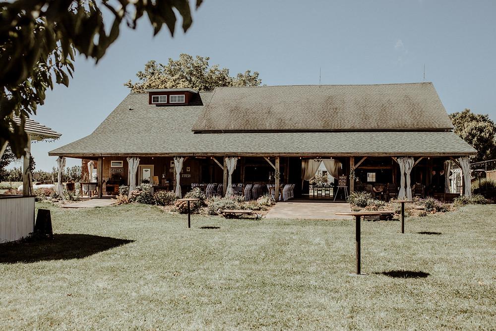 top outdoor wedding locations in michigan