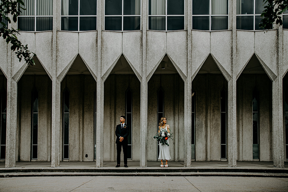wedding photo by Little Blue Bird Photography | wedding and elopement photographer in Detroit, Michigan