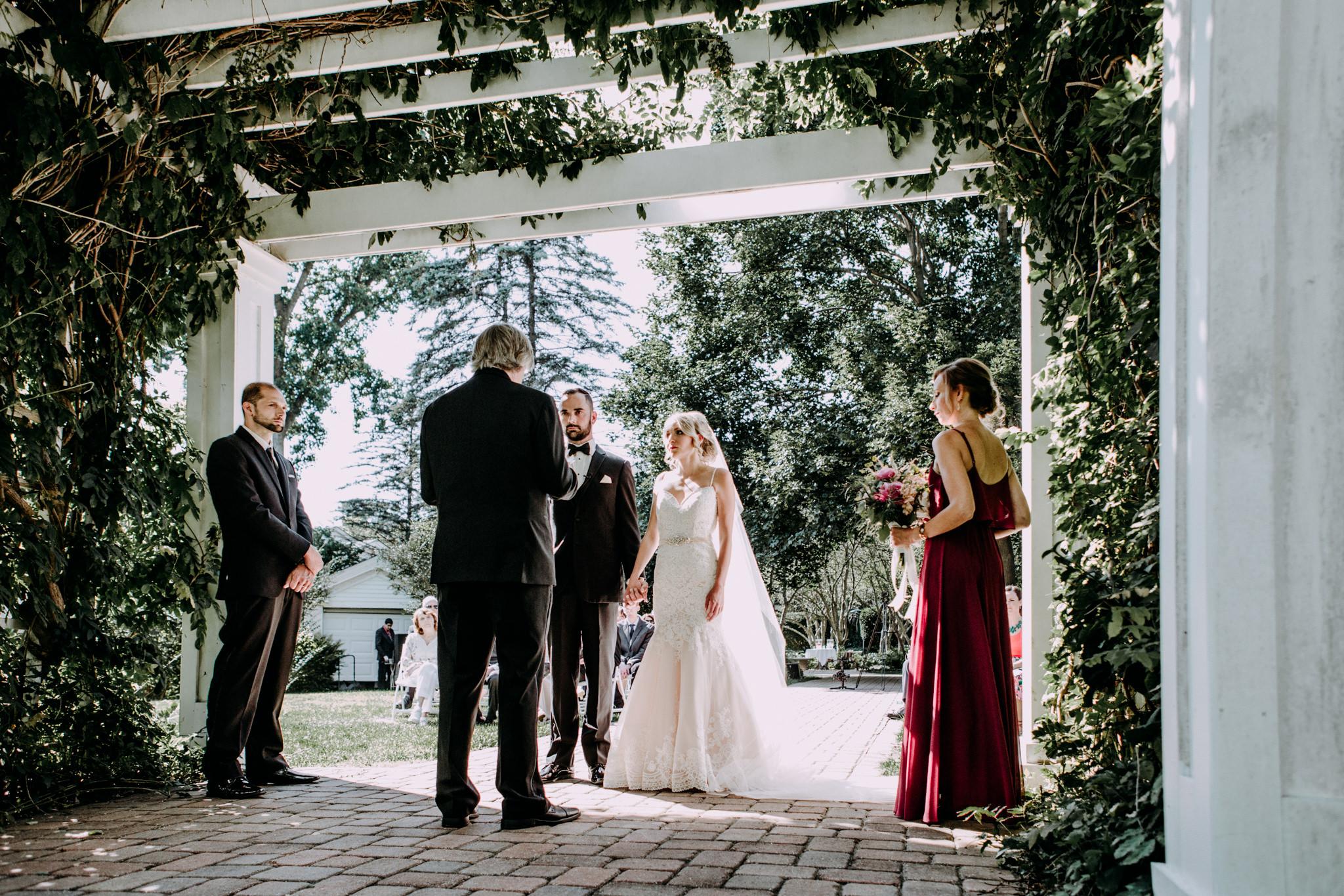 wellers wedding in saline
