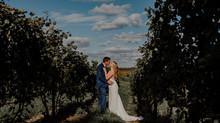 Gabrielle + Eric | Black Star Farms Wedding in Suttons Bay, Michigan