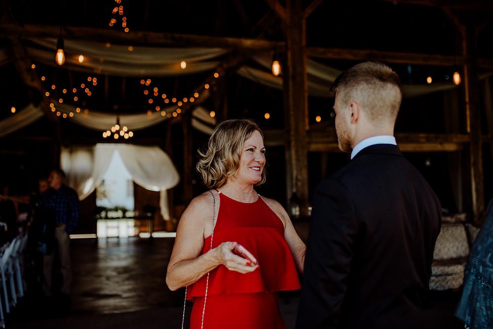 rustic wedding venues in michigan