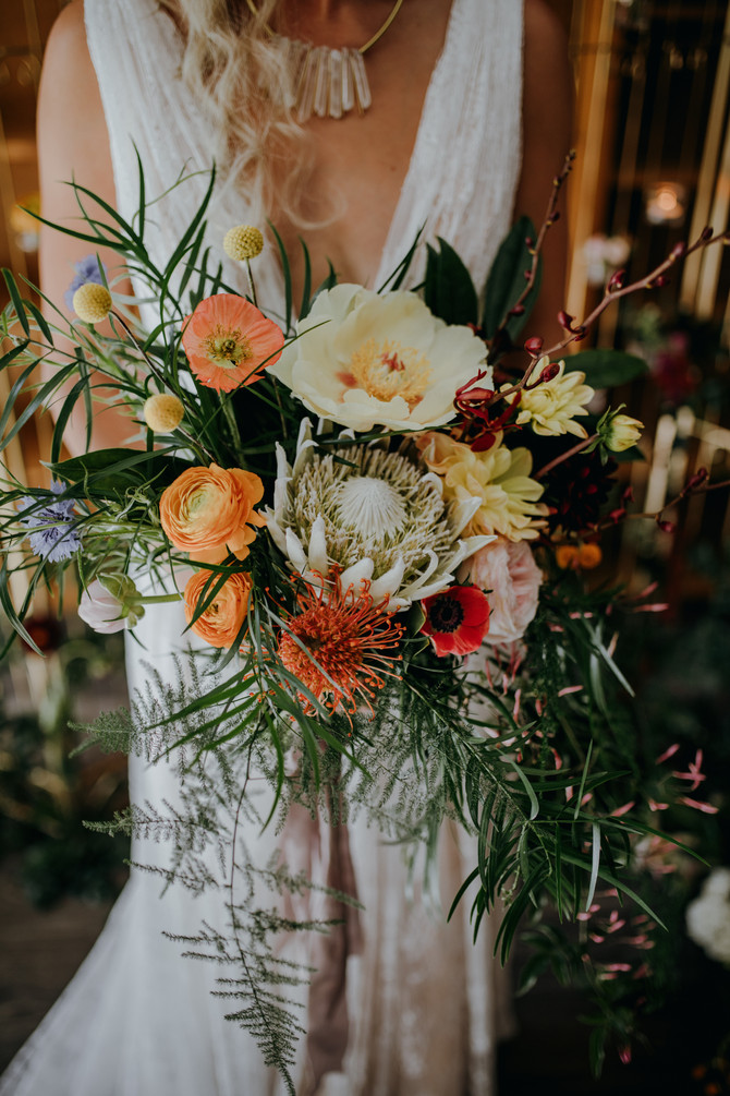 Best Wedding Bouquets of 2018 - and who made them!