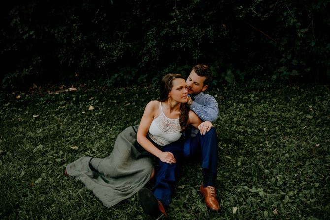 Emily + Matt | Ann Arbor Engagement
