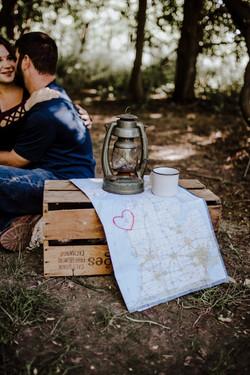 campground-engagement-photos