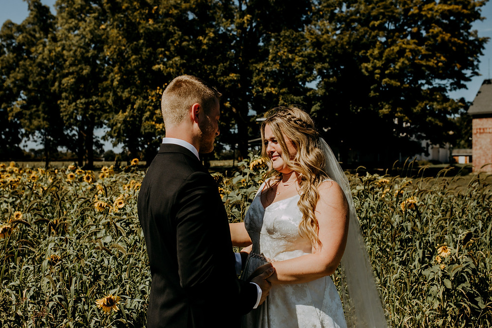 ann arbor michigan wedding photographers