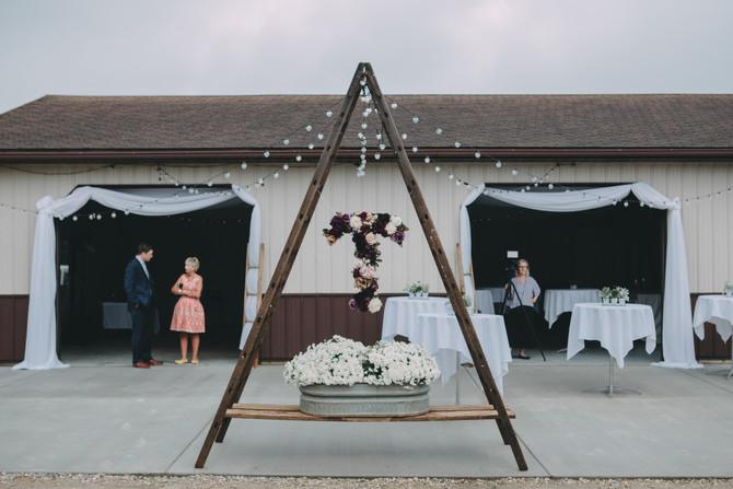 Brittany & Dan | Ann Arbor Backyard Wedding