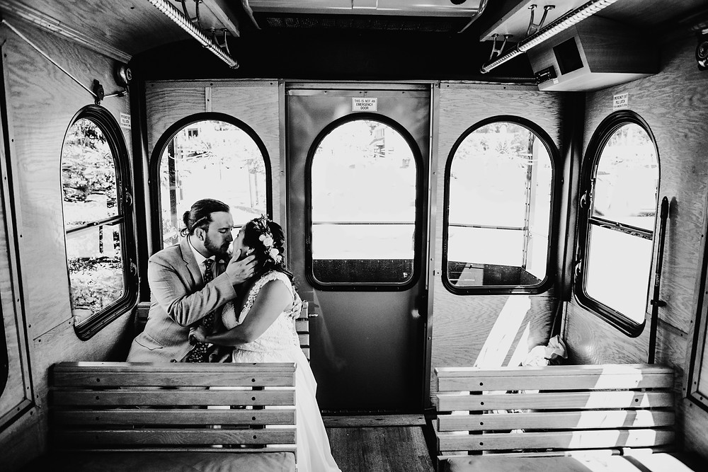 wedding photo by Little Blue Bird Photography | wedding photographer in Marquette, Michigan