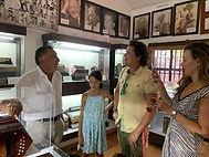 Carlos Vives en Museo del Acordeon Valle