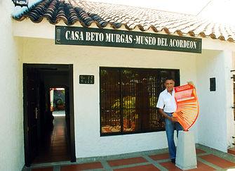 Museo del acordeon Valledupar