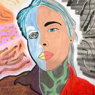 Self-artist