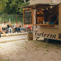 Streetfoodfestival PARKS Nürnberg für Agentur Zeitvertreib
