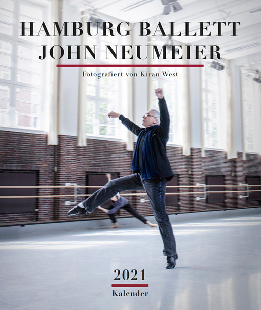 Hamburg Ballet Calendar 2021