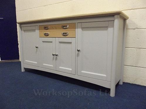 'Castleton' Large Grey Sideboard