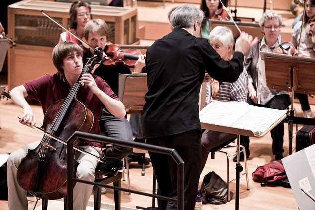 Alexey Stadler - Symphoniker Hamburg