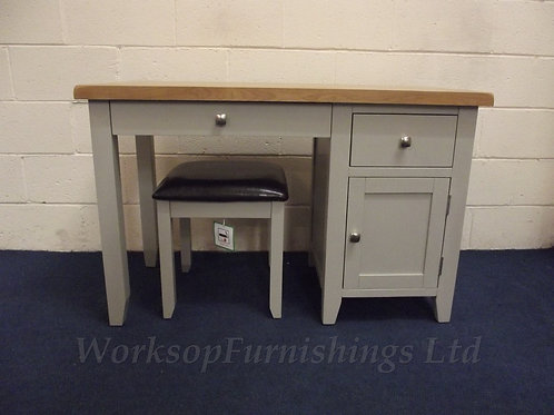 Hampshire Desk/Dressing Table And Stool