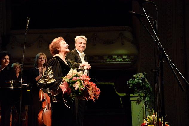 Alexandrina Milcheva - Sofia National Opera