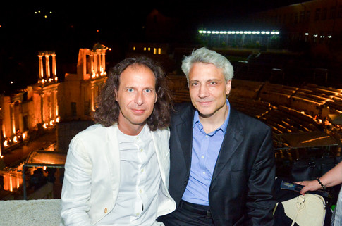 Stefano Poda - Plovdiv Opera Open Festival