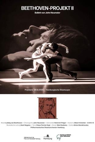 Beethoven-Projekt II Poster Design