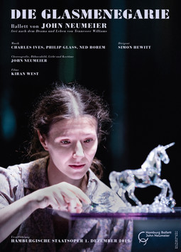 The Glass Menagerie Poster Design