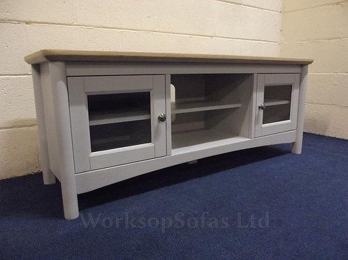 'Castleton' Large Grey TV Unit