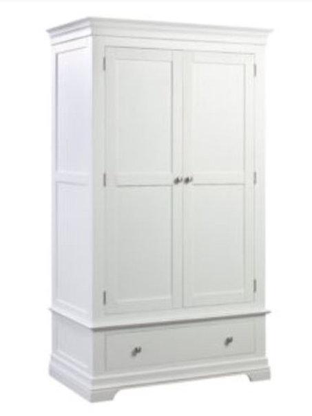 Cambridge White Wardrobe