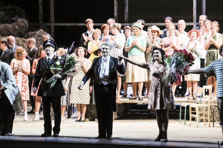 Anna Netrebko - Vladislav Sulimski - Mariinsky Theatre