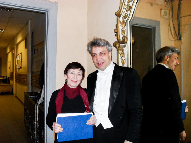 Elena Matusovskaya - Mariinsky Theatre