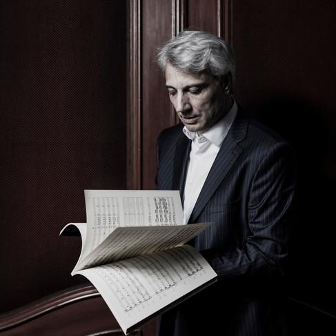 Luciano Di Martino in The Music Hall of Hamburg