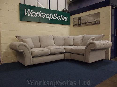 'Windsor' Right Hand Facing Corner Sofa