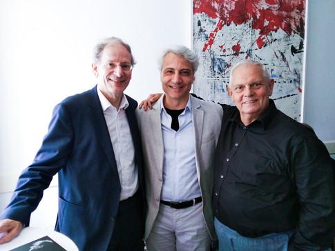 Prof. Dr. Clemens Hellsberg - Prof. Peter Schmidl - Vienna Philharmonic