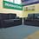 Thumbnail: 'Amy' Green Velvet 3 & 2 Seater Sofa Suite