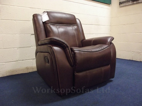 New Hampshire Reclining Armchair