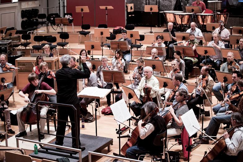Symphoniker Hamburg - Studio 10
