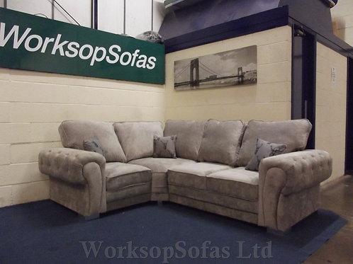 'Verona' Left Hand Facing Corner Sofa