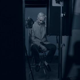 John Neumeier behind the scenes