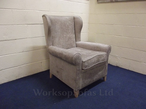 Winchester Wingback Armchair