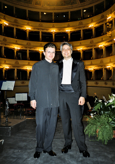 Anton Barakhovsky - Macerata Theatre