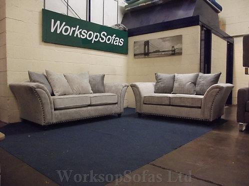 'Ursas' 3 & 2 Seater Sofa Suite