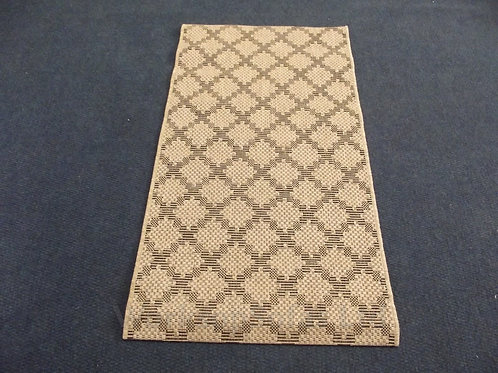 Lagoon Courtyard Brown/Beige Indoor/Outdoor Area Rug